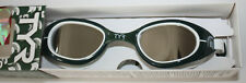 TYR MICHIGAN STATE Swim Goggles Green White NCAA Special Ops 2.0 Polarized New