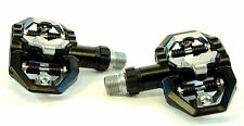 Wellgo M279 Shimano SPD Compatible Bicycle Pedals WITH CLEATS