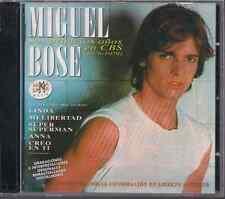 balada 70s 80s 2CDs+BOOKLET MIGUEL BOSE 1976-1979 linda AMIGA creo en ti TERNURA