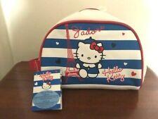 Hello Kitty Cosmetic Makeup Bag ~ Brand New