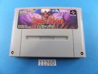 Demon's Blazon SNES Nintendo Super Famicom SFC Used From Japan 11260