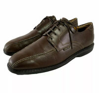 Mephisto Goodyear Welt Brown Leather Casual Dress Shoes Men's Size US 11 M