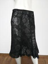 HANS UBBINK  knee lenght skirt size 38