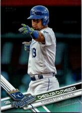 CHESLOR CUTHBERT 2017 TOPPS RAINBOW FOIL PARALLEL #677   (BLOWOUT)