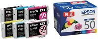 Genuine Epson Ink Cartridge Balloons IC6CL50 6 Color Pack