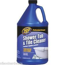 8 Gal Zep Commercial Bathroom Shower Tub & Tile Cleaner Zustt128