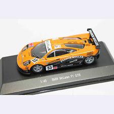 1:43 Car Model 80020 BMW MCLAREN F1 GTR - FRANCK MULLER