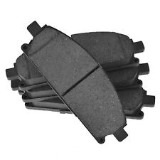 FRONT BRAKE PADS FOR INFINITI NISSAN SEMI METALLIC FITS QX4 X-TRAIL Premium Brak