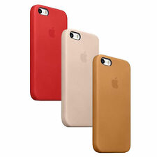 Apple Plain Leather Mobile Phone Fitted Cases/Skins