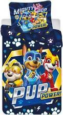 PAW Patrol: Mighty Pups Baby-bettwäsche 100x135 40x60 Baumwolle Kinderbettwäsche