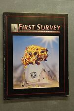 First Survey supplement for Traveller 4th Edition USED Imperium Games RPG zero