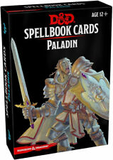 Dungeons and Dragons RPG Spellbook Cards - 70 Card Paladin Deck