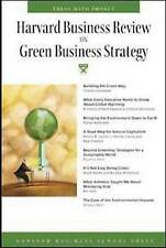 Harvard Business Review on Green Business Strategy (Harvard Business-ExLibrary