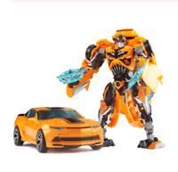 Transformation Car Bumblebee Optimus Prime Megatron Decepticons Toys Figure Gift
