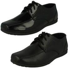 Chaussures en synthétique à lacets pour garçon de 2 à 16 ans pointure 30