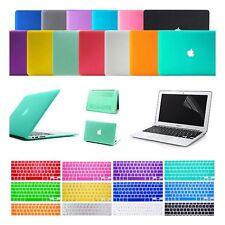 "Hard Case Shell For Apple Mac MacBook Air 11"" 11.6"" inch +Keyboard cover"