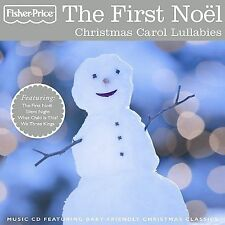 The Little People: First Noel, Christmas Carol Lullabies by Fisher-Price (CD, J…