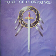 "7"" 1988 WANTED ! TOTO : Stop Loving You // MINT- \"