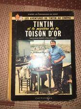 Tintin - TINTIN ET LE MYSTÈRE DE LA TOISON D'OR - 4ème Plat B31bis - 1962