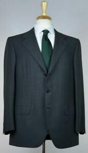Brioni Mens 'Catone'  3-BTN Superfine Wool Suit 44 /54 S NEW $4750 Classic Fit