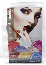 Cuccio Powder Polish Nail Colour DIP System She Shimmers Collection Kit
