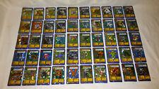 500 Stk Digimon Karten 1st Edition 50 verschiedene aus einem Geschäfts Nachlass