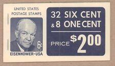 {BJ Stamps } BK119 $2.00 Booklet 1278av, ¢ (1) & 1393av, 6c (4).  Dull gum. 1971