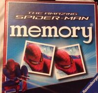 Ravensburger Ultimate Spider-Man Mini Memory Kids Toy Play Game Gift