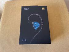 More details for fiio fd1 hi res headphones. iem. bundle