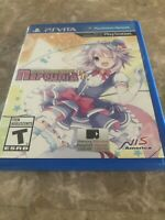 Hyperdimension Neptunia PP Producing Perfection Sony PlayStation Vita Ps Vita US