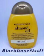 Acondicionador de nutrafix con aceite de almendras nutrir/Fuerza/Premium/Cabello/Omega 3/NEW