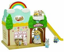 Brand New SYLVANIAN FAMILIES Rainbow Nursery RARE