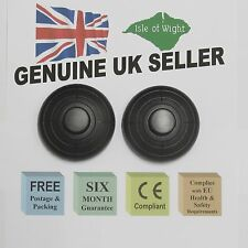 Two x BLACK IN LINE LIGHT FOOTSWITCH 6 month Guar & OVER 1200 SOLD - UK SELLER