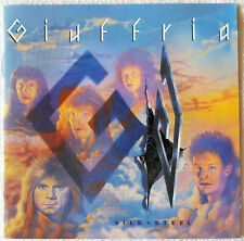 Giuffria – Silk + Steel - CD - 2000 Limited Edition - Axe Killer Rec – 3063662