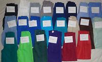 Flagstaff Women Elastic Waist Cargo Scrub Pants Style PS16 Sizes XS to 5XL