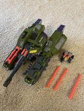 Transformers Armada- Megatron Tank with Leader-1 Mini-Con Action Figure