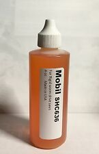 Ridgid R3210 Worm Drive Saw Oil 8oz 2 Bottle Mobil SHC 636 lubricant OEM Rigid l