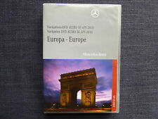 GENUINE MERCEDES E CLASS 09-13 W212 AUDIO 50 SAT NAV NAVIGATION DISCS DVD 2010
