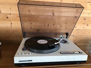 Kenwood KD-550 Turntable  - Loaded With Upgrades / fully Serviced - Vintage
