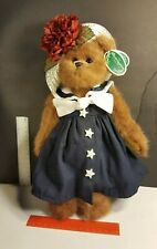Bearington Collection TENILLE Bear Ltd Series Mint All Tags 1412 14""