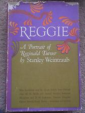 REGGIE BY STANLEY WEINTRAUB 1965 HARDBACK