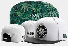 Hip Hop Men's CAYLER Sons Cap adjustable Baseball Snapback street Black hat 1#