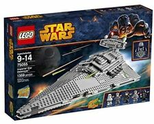 LEGO Star Wars 75055 Imperial Star Destroyer Building Toy NEW