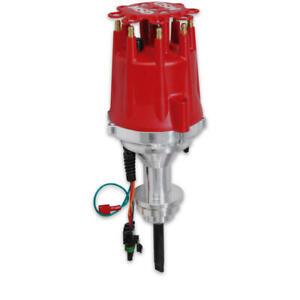 MSD Distributor 8504; Pro-Billet E-Curve Magnetic Trigger for Chrysler LA Mopar