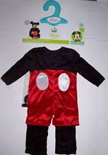 Disney Baby Mickey Mouse costume size 6-12 months Halloween 6 9 12