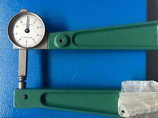 Medidor de espesor talla Profundidad del soporte 600mm Rango de medición 30 mm