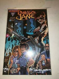 Painkiller Jane DFE Conner Cover As One of a Specially Limited Series Comic