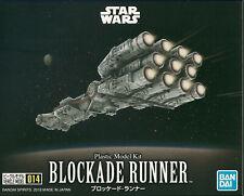 Star Wars Bloackade Runner Bandai
