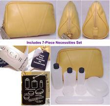 NEW OSCAR DE LA RENTA CLUTCH COSMETIC BAG/MAKEUP HANDBAG,TOILETRIES PURSE,N51251
