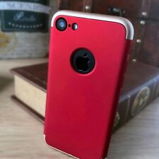 Apple iPhone 8 Urban Element Case Impact Displacement Red With Screen Protector